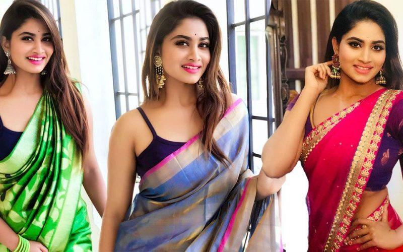 Indian-Saree